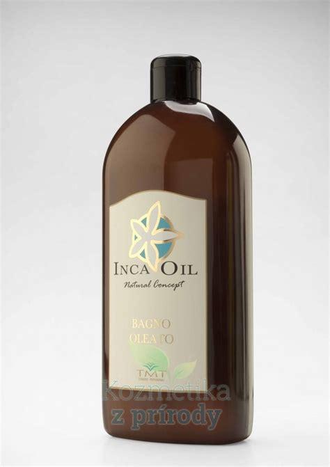 bagno oleato inca bagno oleato pr 237 rodn 253 vysoko koncentrovan 253 olej