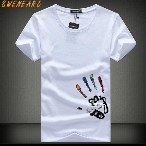 Alesana 5 T Shirt Size Xl swenearo t shirts plus size 5xl 4xl shirt homme summer sleeve s t shirts