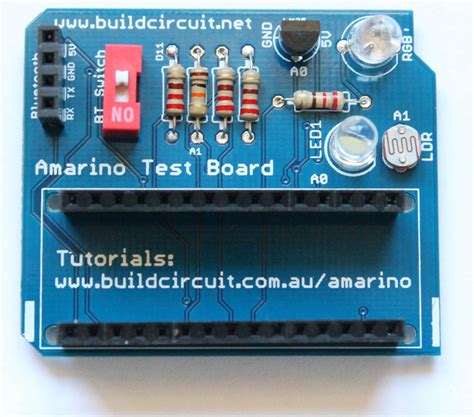 arduino assembly tutorial assembly tutorial of amarino nano 1 0 buildcircuit