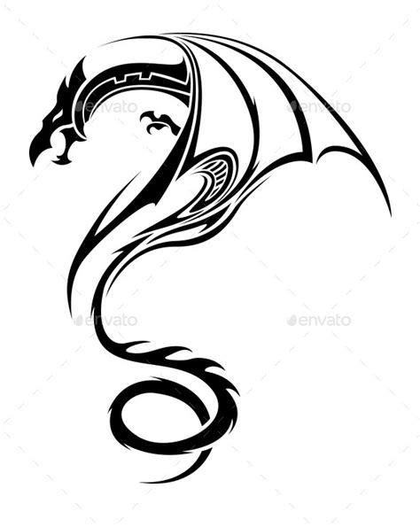 flying dragon tattoo designs 32 simple tribal tattoos