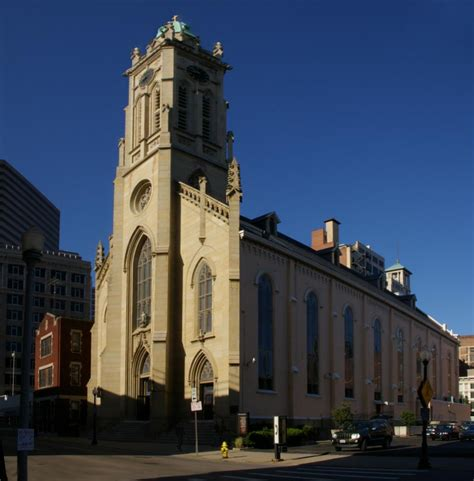 churches in cincinnati