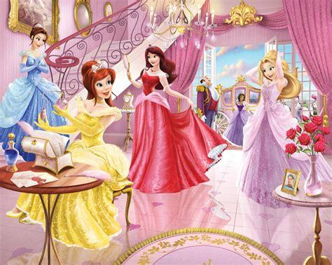 Princess Wall Mural fairy princesses walltastic mural princess walltastic