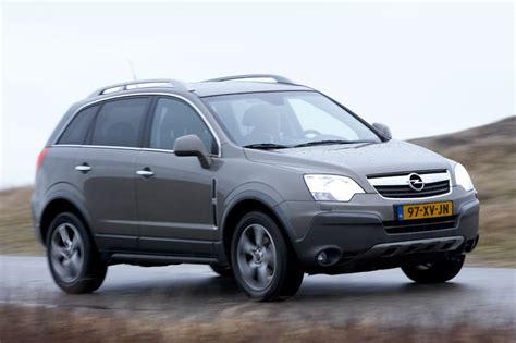 opel antara 2008 opel antara 2 0 cdti cosmo 2008 autotest autoweek nl