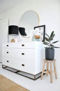 white modern bedroom 25 best ideas about bedroom dressers on
