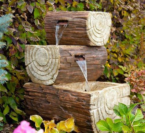 amazing wooden fountains     page