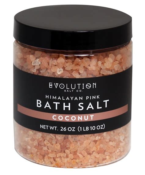 evolution himalayan salt l amazon com evolution salt bath himalayan salt