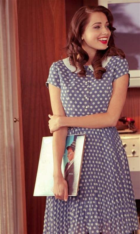 blue eyes blue chiffon dress with peter pan collar want