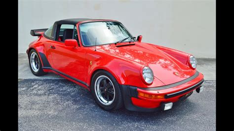Porsche 911 For Sale 1980 by 1980 Porsche 911 Sc Targa With Low Miles For Sale Call 305