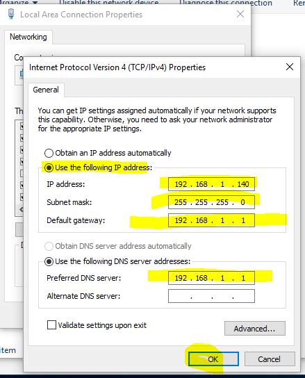 Pc Ip Address Lookup Windows 10 Change Ip Address05 It Support