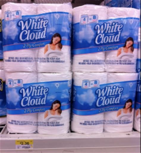 Who Makes White Cloud Toilet Paper - what do you wipe your with page 8 the