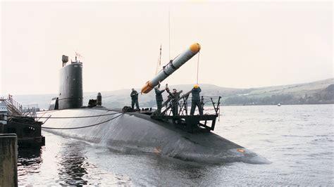Wl R1756 Kemeja Navy Printing spearfish torpedo upgrade think defence