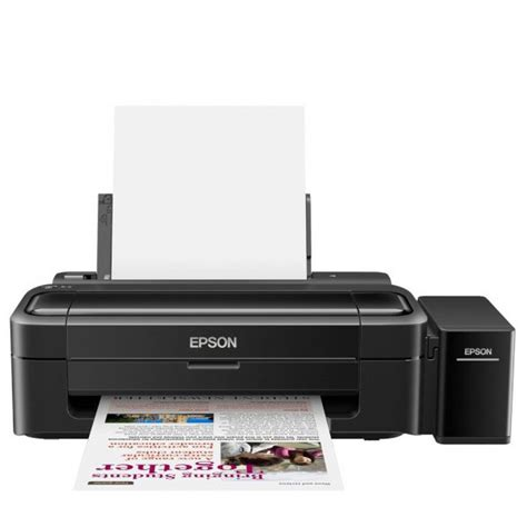 Epson L by Epson L130 A4 Colour Inkjet Printer