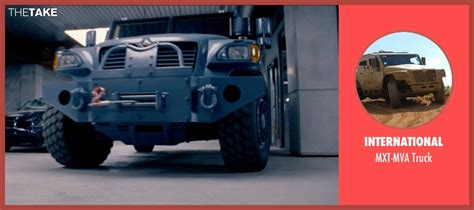 actor fast and furious 6 international mxt mva truck from fast furious 6 thetake