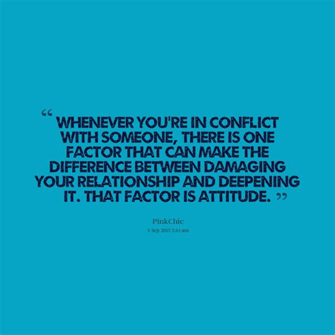 quotes about conflict resolution quotesgram