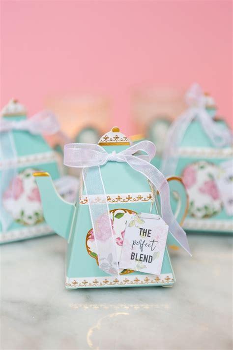 Wedding Favors Tea Bags by Diy Tea Bag Favors Aisle Society