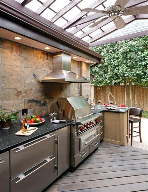 25 amazing outdoor kitchens style estate