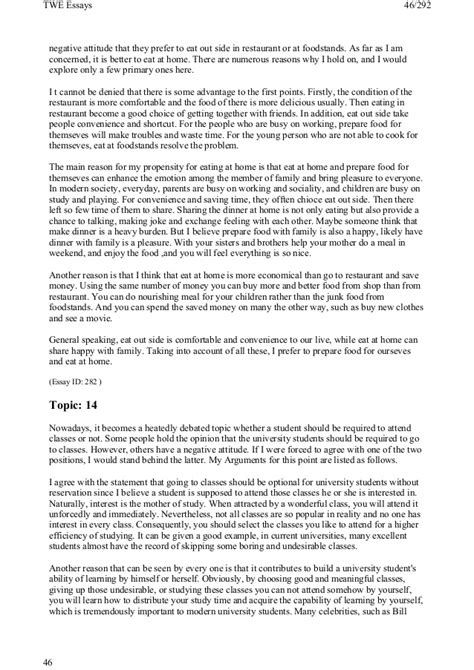 Favorite Essay by Write Essay My Favorite Restaurant
