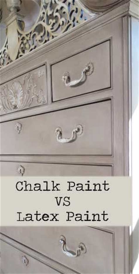 chalk paint vs chalkboard paint chalk paint vs paint on furniture home decorating