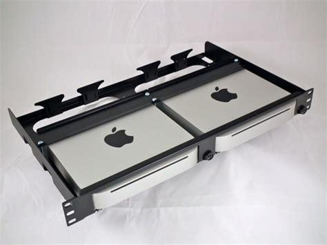 Mini Rack by 2nd Mac Mini Rack Mount Mk 1 Manufacturing