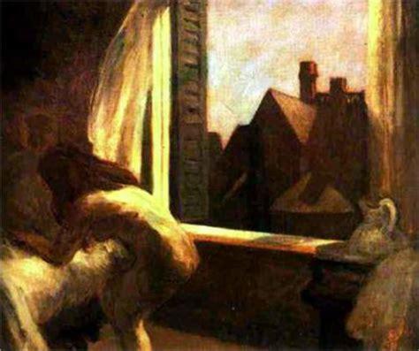 Moonlight Interiors by Edward Hopper Gallery Canvasreplicas