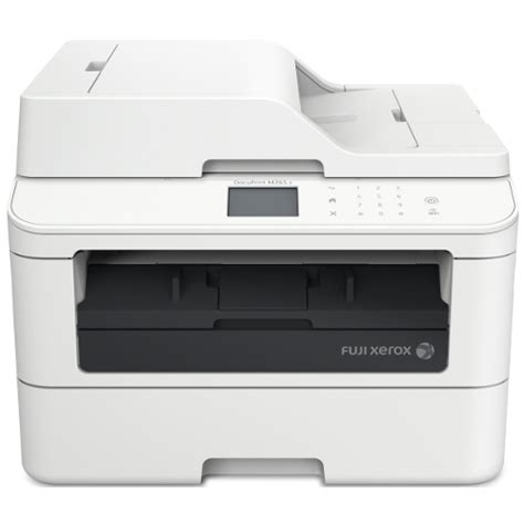 Printer Fuji Xerox Docuprint M265z fuji xerox docuprint m265z mf mono laser w less printer