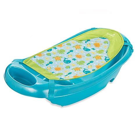 infant bathtub buy summer infant 174 splish n splash newborn to toddler