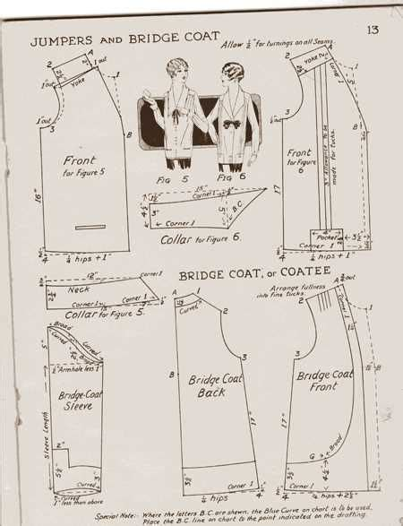 vintage pattern cutting 91 best images about sewing coat and jacket on