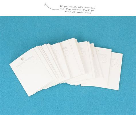 Paper Jewellery Tools - softshell white earring jewelry accessory paper jewelry