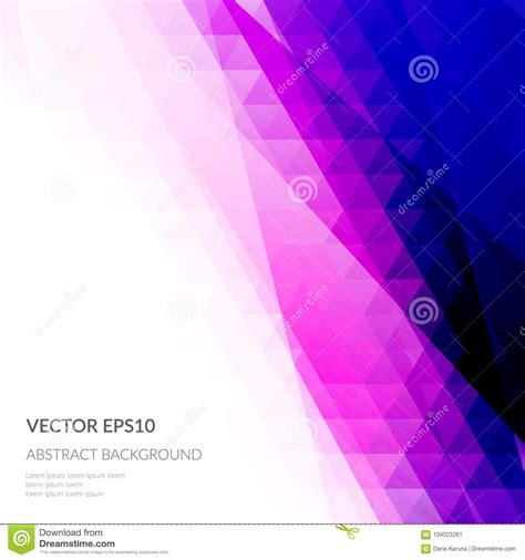 pattern white space abstract geometric pattern white space for text stock