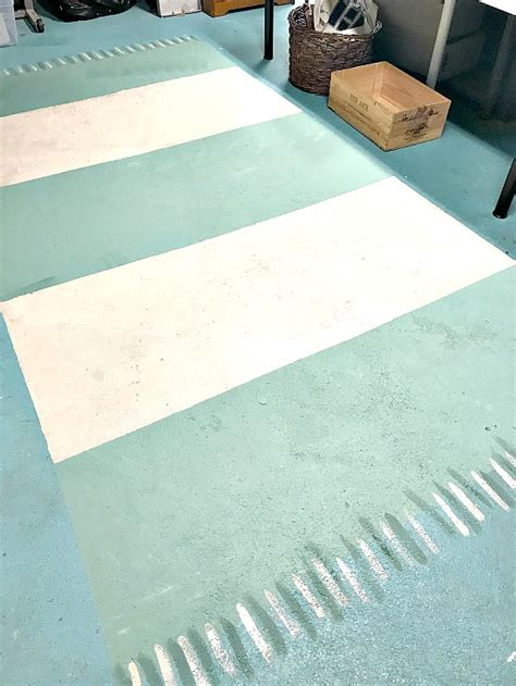 how to paint an area rug diy salvaged junk projects 396funky junk interiors