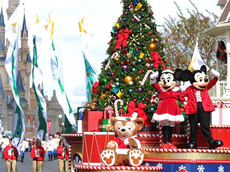 mickey s very merry christmas party is back at magic