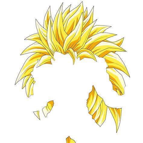 Goku Hairstyle by Saiyan Hairstyles Www Pixshark Images
