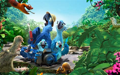 film streaming rio 2 2014 rio 2 movie wallpapers hd wallpapers id 13340
