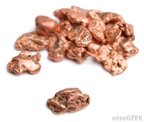 Coper L 33g B how do i recycle copper with pictures