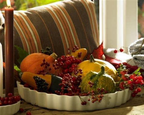 Harvest Decorations by 35 Harvest Decoration Ideas For Thanksgiving Digsdigs