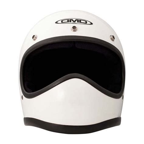 motocross style helmet retro styled helmet from dmd reminiscent of the