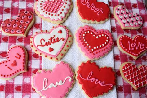 valentines biscuits week 6 valentine s day cookie decorating robin