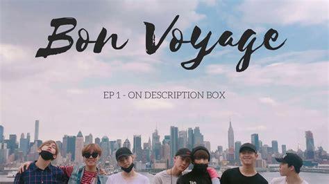 bts bon voyage season 1 indo sub bts bon voyage ep 1 full youtube