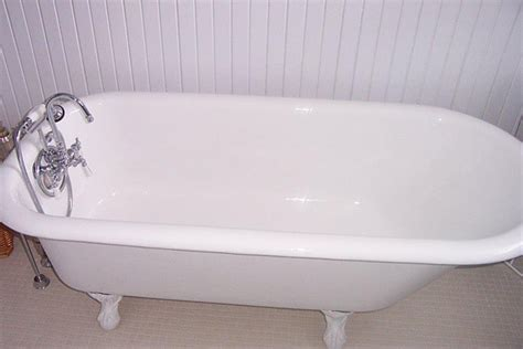 Cost To Reglaze Bathtub by Bathroom Bathtub Reglazing Cost Reglazing Cast Iron Tub