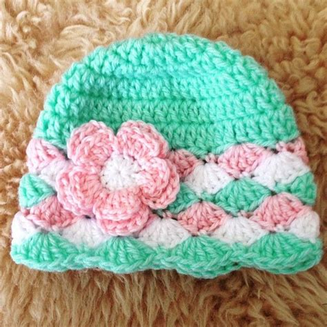 pattern crochet newborn beanie 15 must see crochet baby hats pins crocheted baby hats
