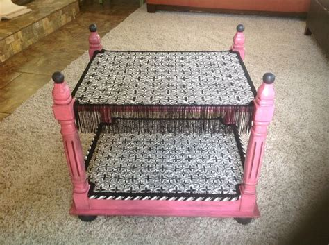 Beds Made Out Of End Tables by Doggie Bed Made From End Table Finished