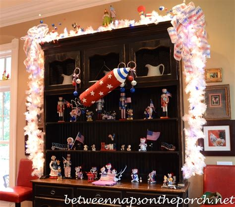 patriotic decorations for home decorating ideas for the 4th of july