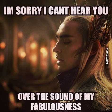 I Am Fabulous Meme - totty on pinterest thranduil lee pace and the hobbit