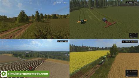 download mod game farm town fs17 farm town map v2 0 simulator games mods download