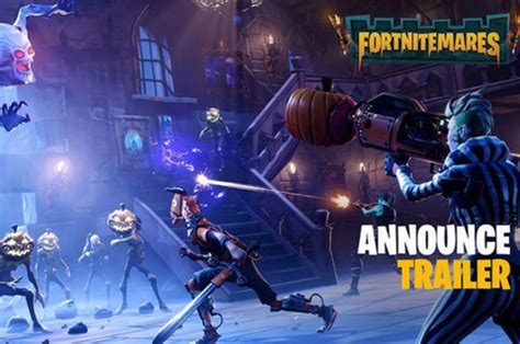 Home Design Story Quests by Fortnite Battle Royale Halloween Event Confirmed Spooky