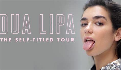 dua lipa vip tickets dua lipa brings the self titled tour to australia