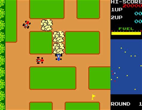 Juegos De Auto Rally X by Rally X Retro Gamer