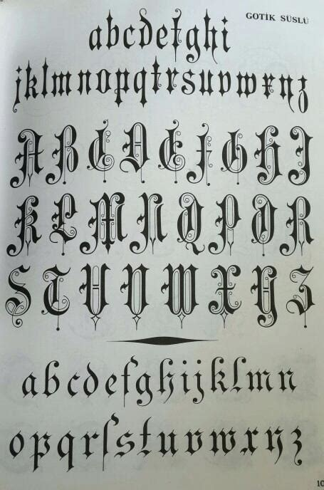 gothic letters gothic calligraphy alphabet pdf citybirds