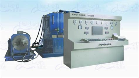 hydraulic pump test bench hitachi and kawasaki hydraulic pump test bench id 8305336