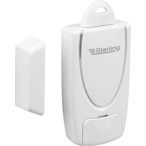 Magnetic Door Alarm by Sterling Magnetic Door Window Contact Alarm Toolstation